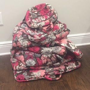 Vera Bradley Luggage Set